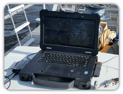 Dell Extreme Rugged Toughbook